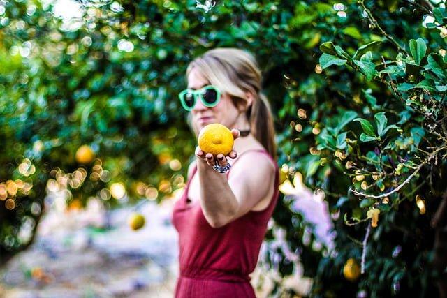 Ешьте лимоны