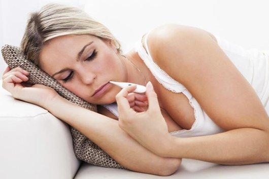 температура лактостаз