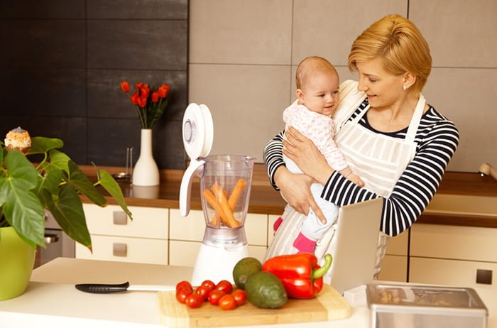 правильное питание для мамы