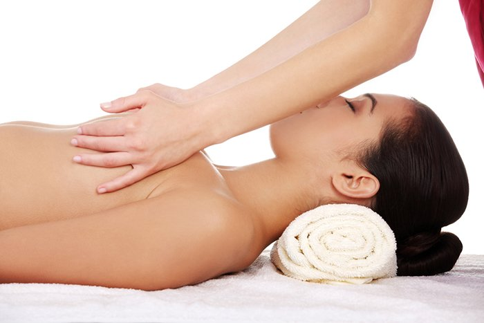 массаж для груди