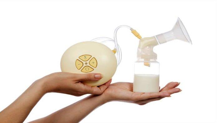 прибор для сцеживания молока