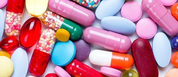 витаминные комплексы таблетки