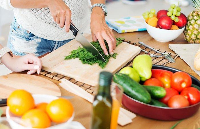 полезная еда приготовление