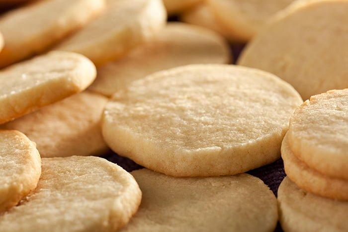 печенье без сахара