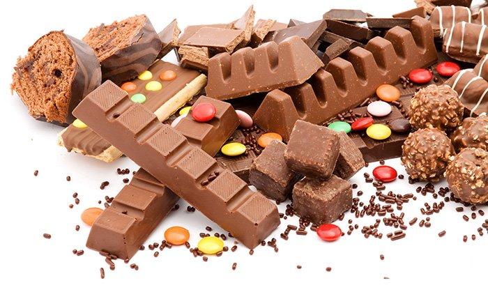 Можно употреблять шоколад во время лактаций