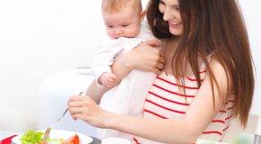 питание для молодой мамы