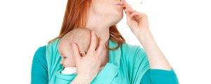 курение во время кормления грудью