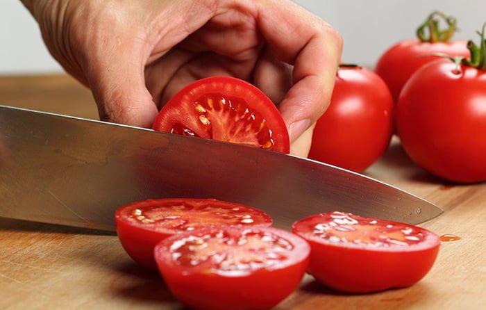 употребление томатов