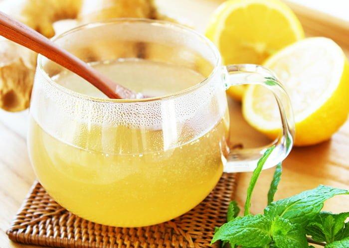 чай от простуды
