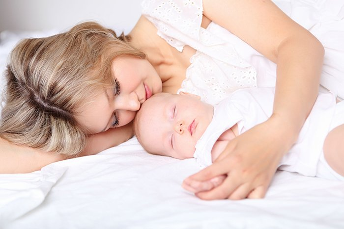 Как отучить ребенка от грудного вскармливания ночью