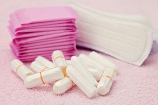Менструация при ГВ