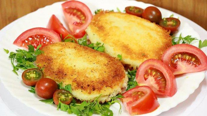 Картофельные зразы для кормящей мамы