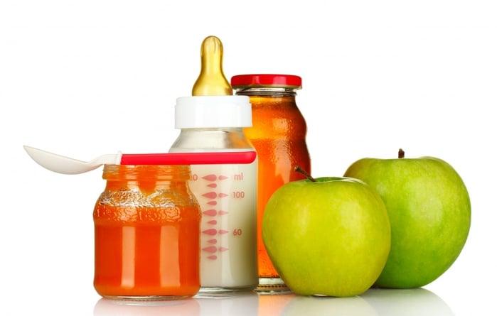 как приготовить пюре из яблок для первого прикорма