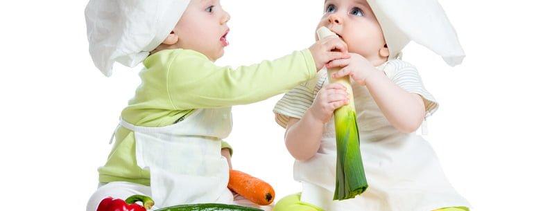 рацион ребенка в 7 месяцев