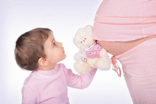 Беременность при лактации