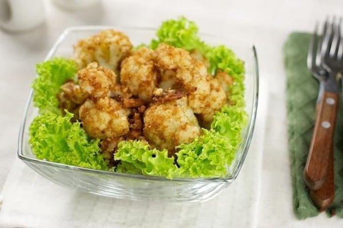 Блюда из цветной капусты при лактации
