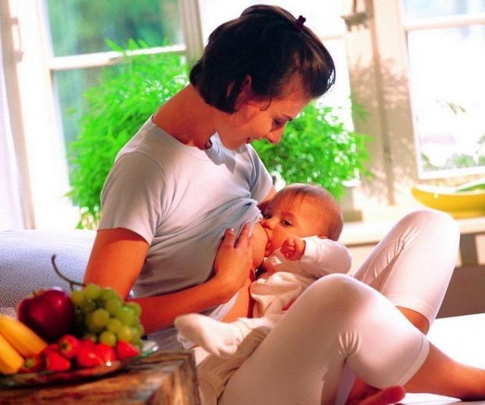 Гипоаллергенная диета при грудном вскармливании