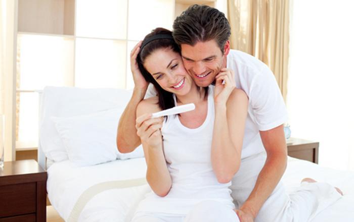 Как при гв определить беременность