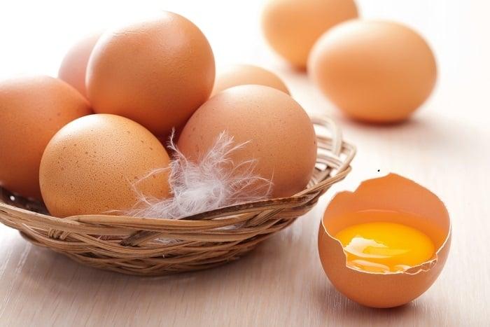 Яица при грудном вскармливании