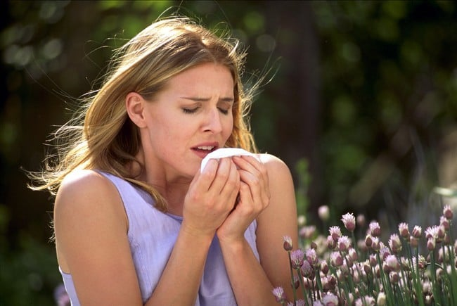 Аллергический кашель при грудном вскармливании