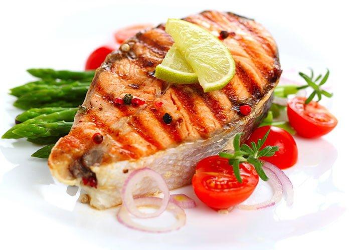 Жареная рыба при грудном вскармливании