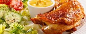 Приготовление курицы при ГВ