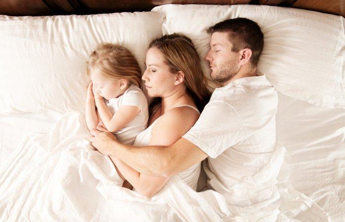 Как организовать совместный сон с ребенком