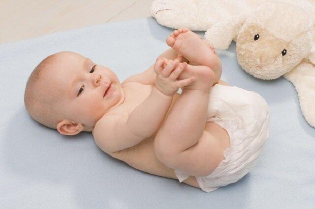 Новорожденным от коликов и газов