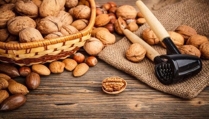 Орехи для лактации