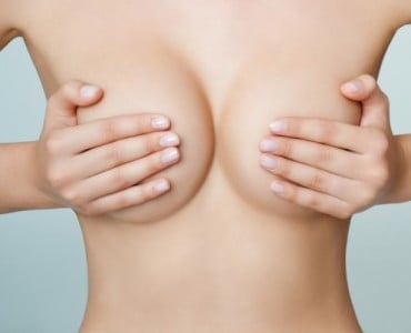 Как разработать грудь после родов