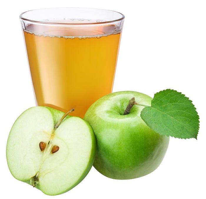 Яблочный сок при грудном вскармливании