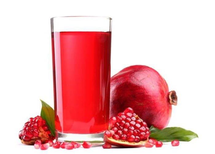 Гранатовый сок при грудном вскармливании