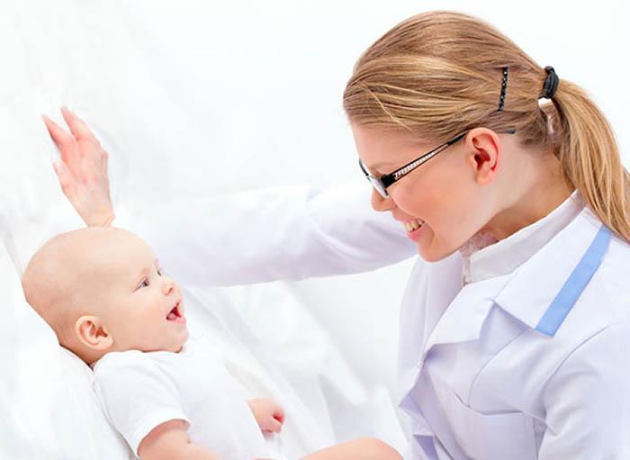 Симптомы опрелостей у ребенка