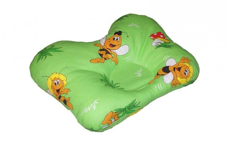 Виды подушек для детей