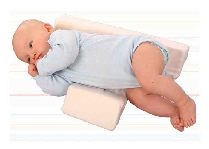 Подушка для сна на боку