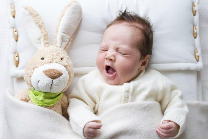 Ребенок второй месяц