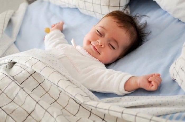 Организация детского сна