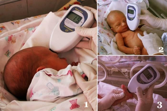 обмен билирубина в организме новорожденного