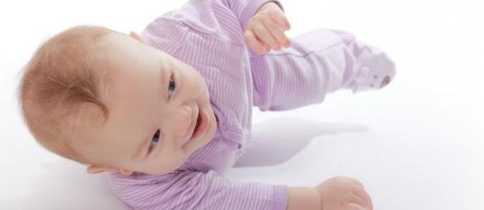 переворот ребенка
