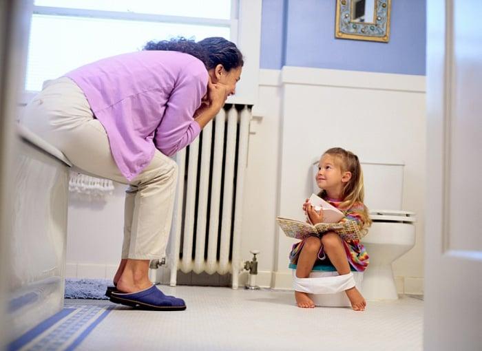 Что делать если ребенок отказывается сидеть на горшке
