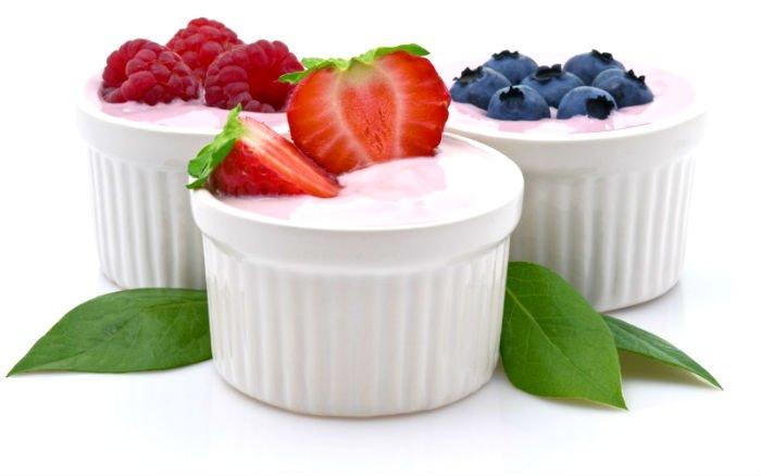 йогурт при лактации