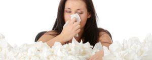 аллергия у лактирующей мамы