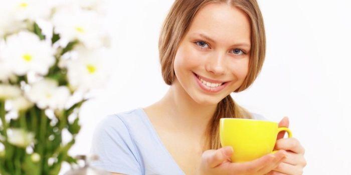 употребление чая
