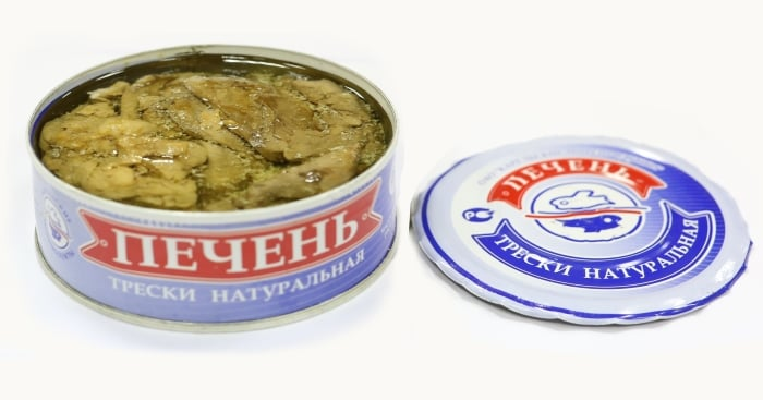 консервированная печень трески при грудном вскармливании