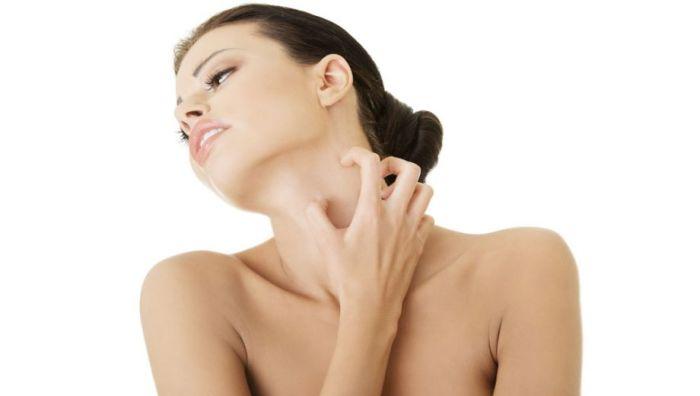 кожный зуд при грудном вскармливании