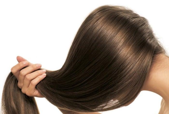 здоровые волосы у кормящей мамы