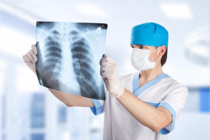 рентгенография при заражении паразитами