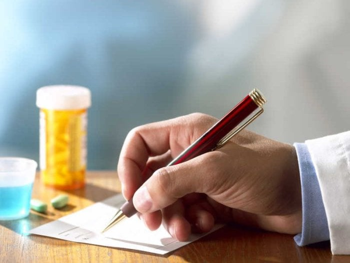 выписка лекарства