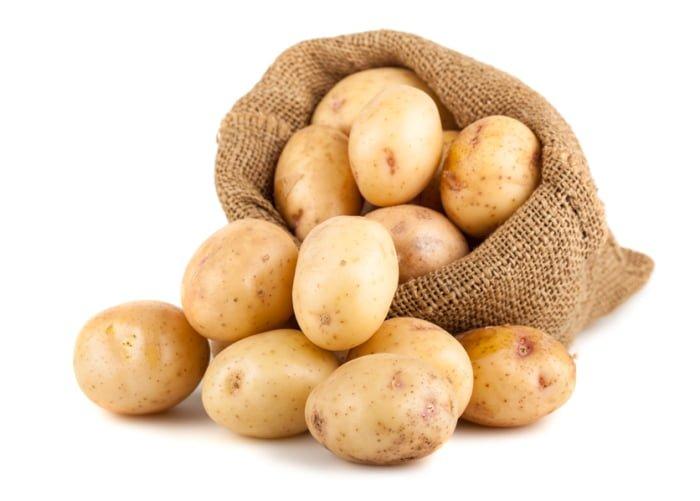 картофель в рассольнике