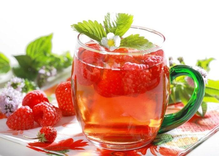 чай с вареньем при лактациии